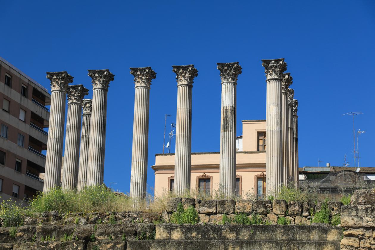 cordoba-romeinse-tempel