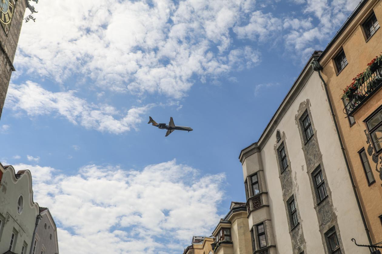 innsbruck-vliegtuig
