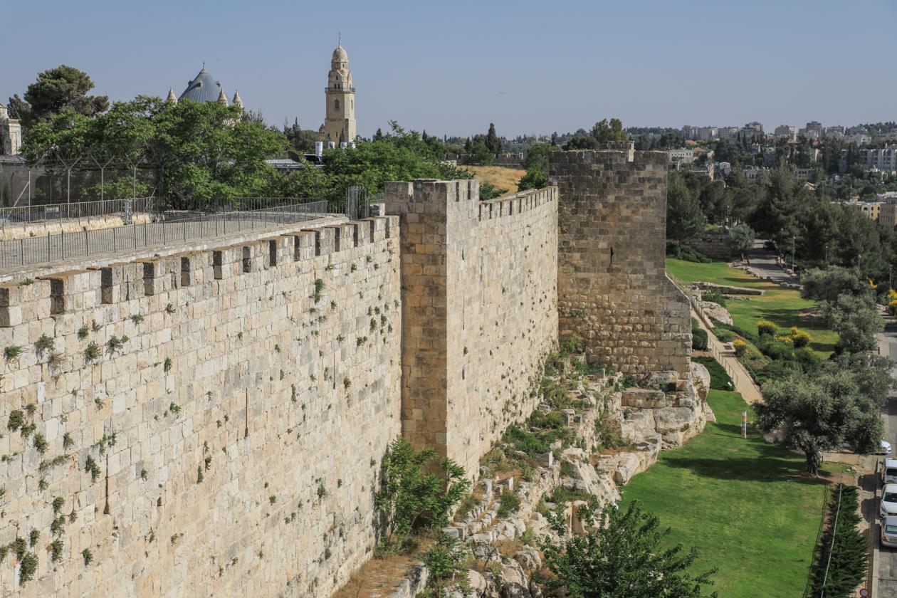 jeruzalem-ommuring