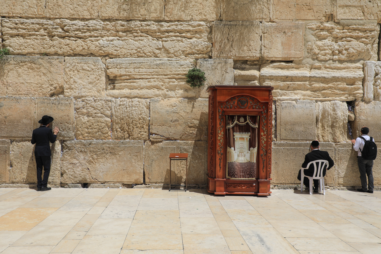jeruzalem-westmuur