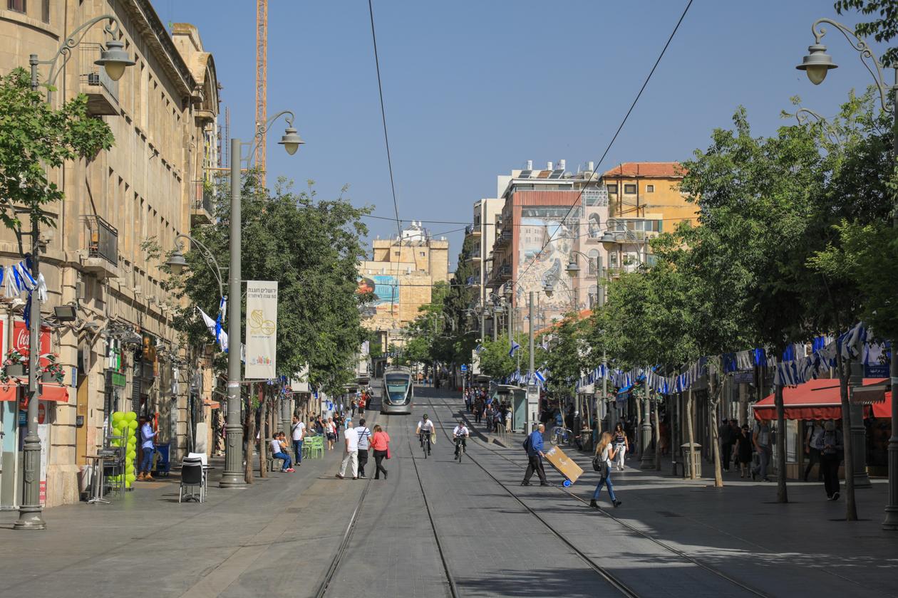 jeruzalem-yafo-street