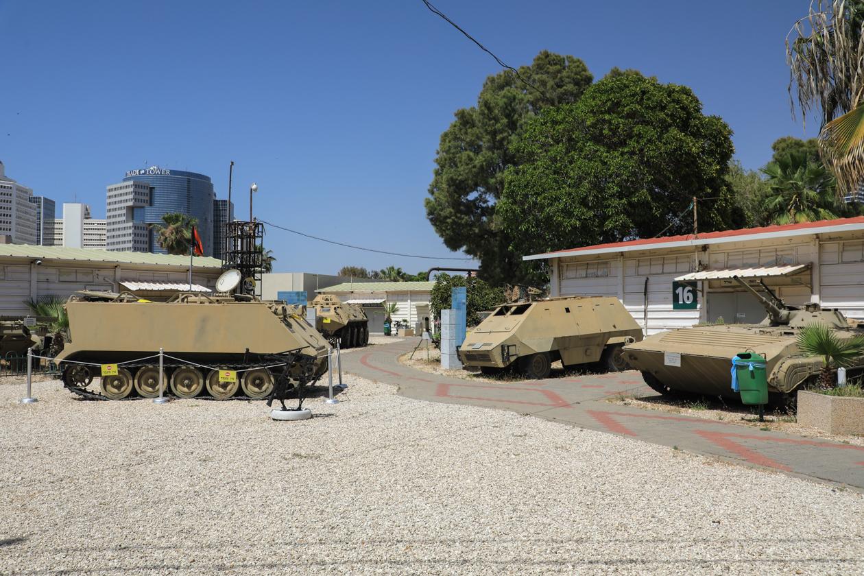 tel-aviv-idf-museum