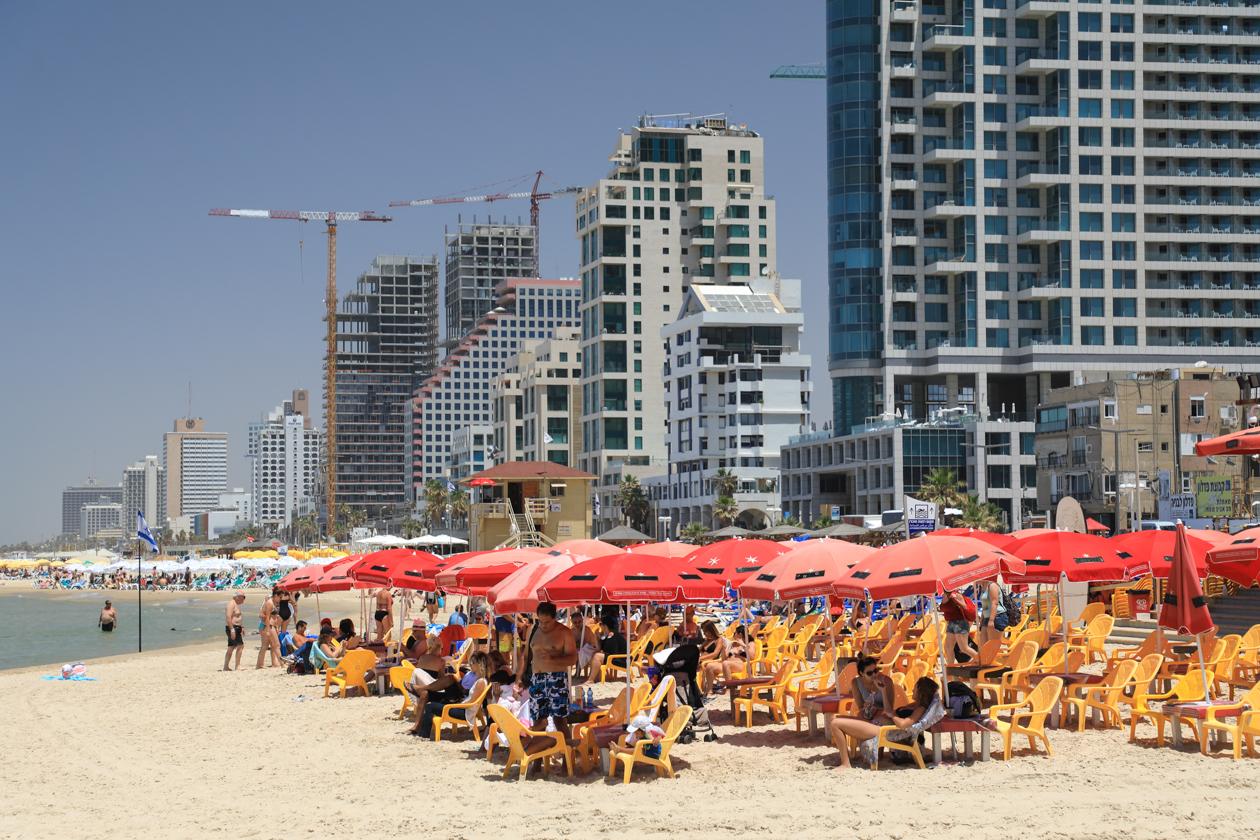 tel-aviv-strandleven