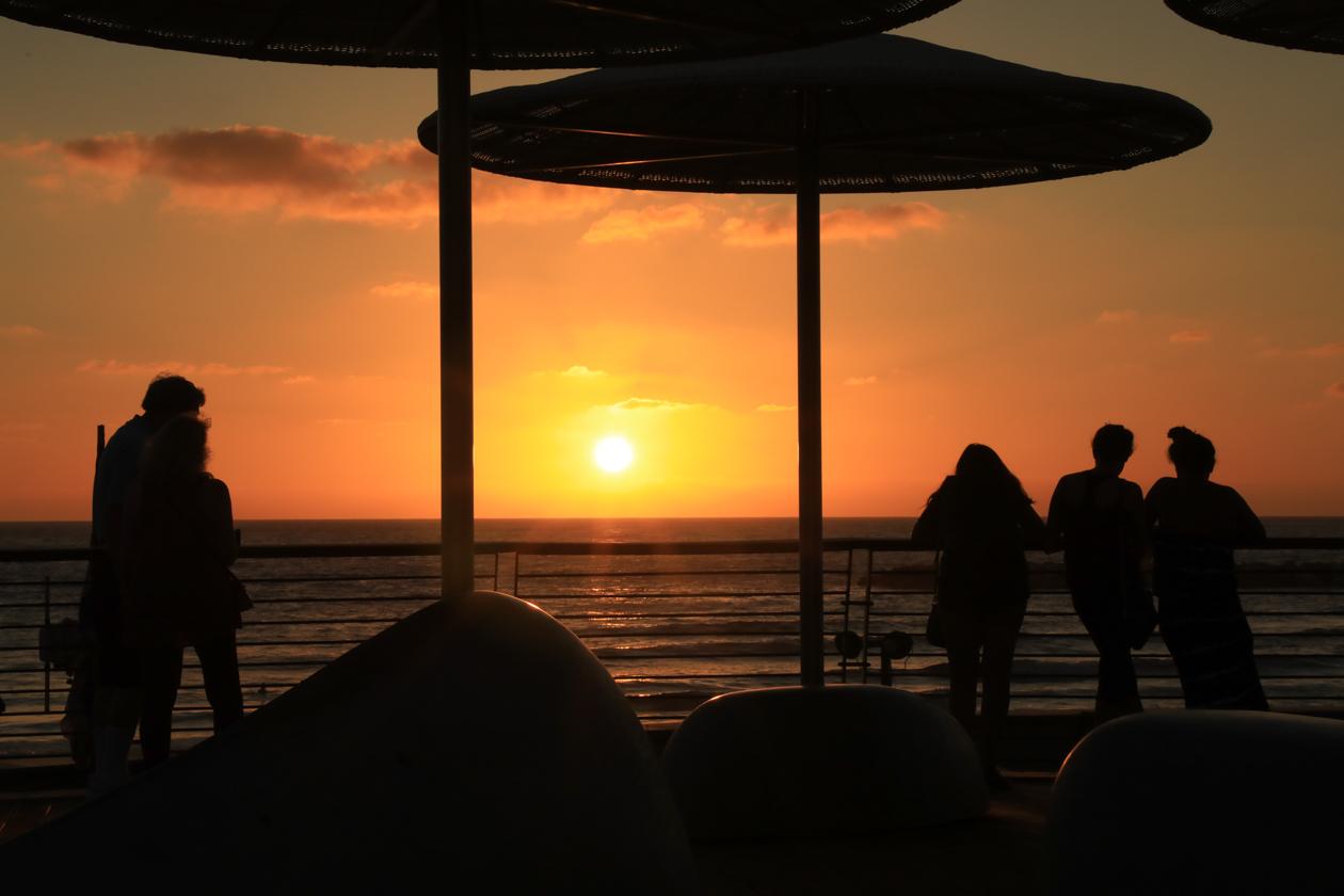 tel-aviv-sunset