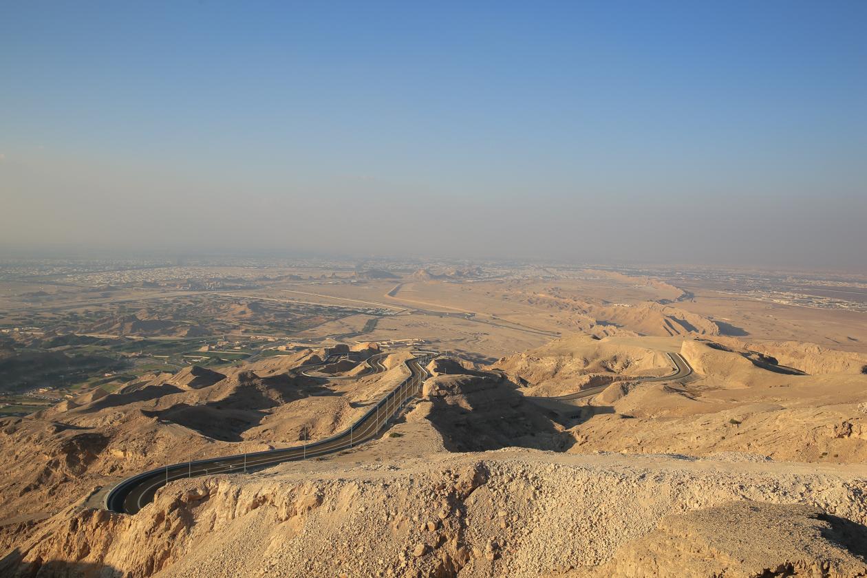 al-ain-al-jebel-hafeet-bergweg