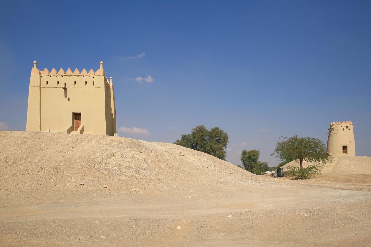 al-ain-hili-verdedigingstorens