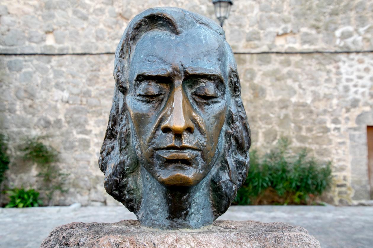 borstbeeld-van-chopin-in-valldemosa