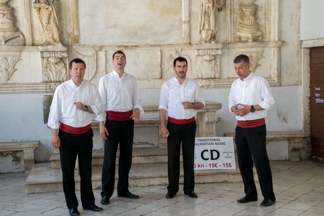 dalmatisch-koor