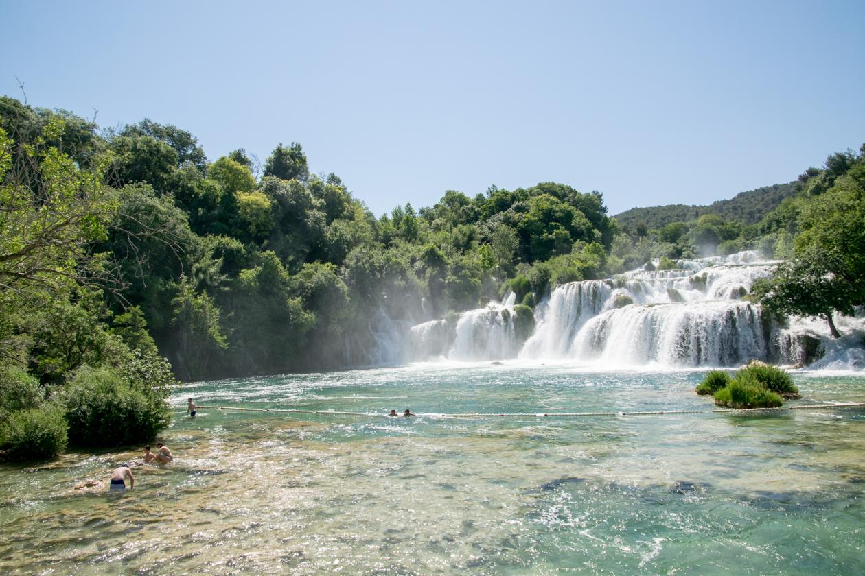 krk-watervallen