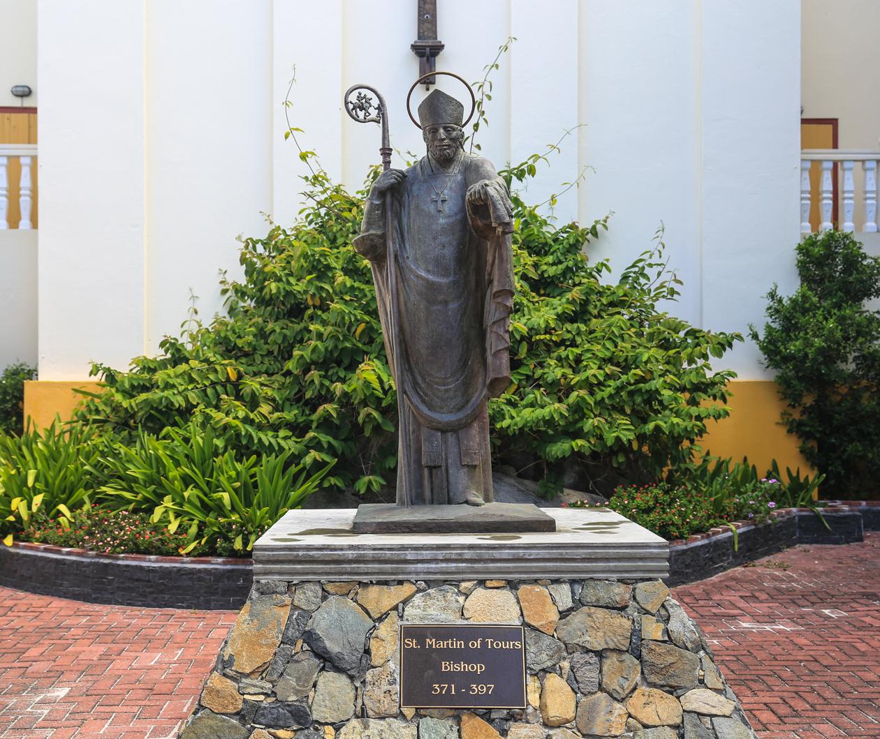philipsburg-sint-maarten-standbeeld