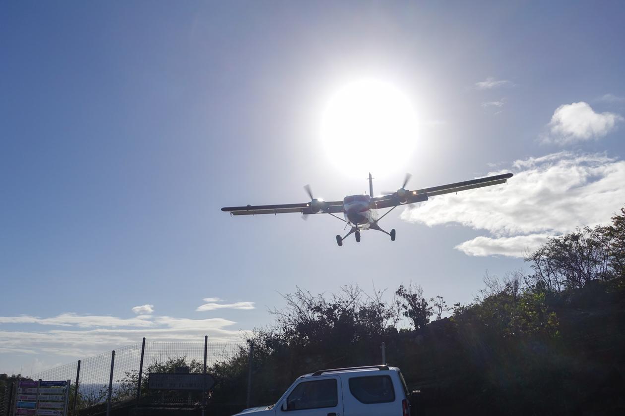 saint-barthelemy-daling-vliegtuig