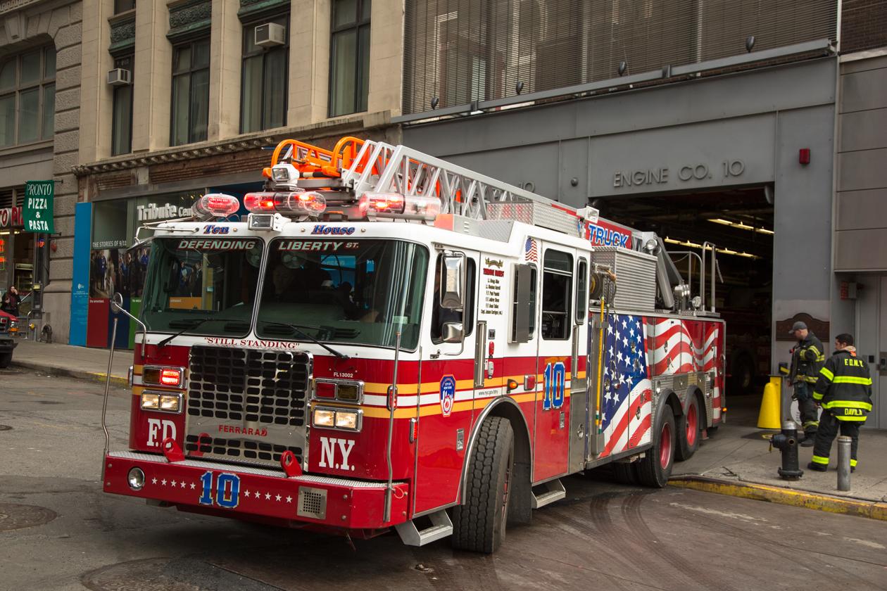 newyork-brandweer