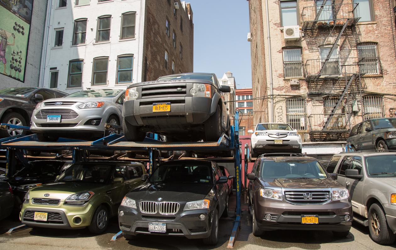 newyork-parkeren