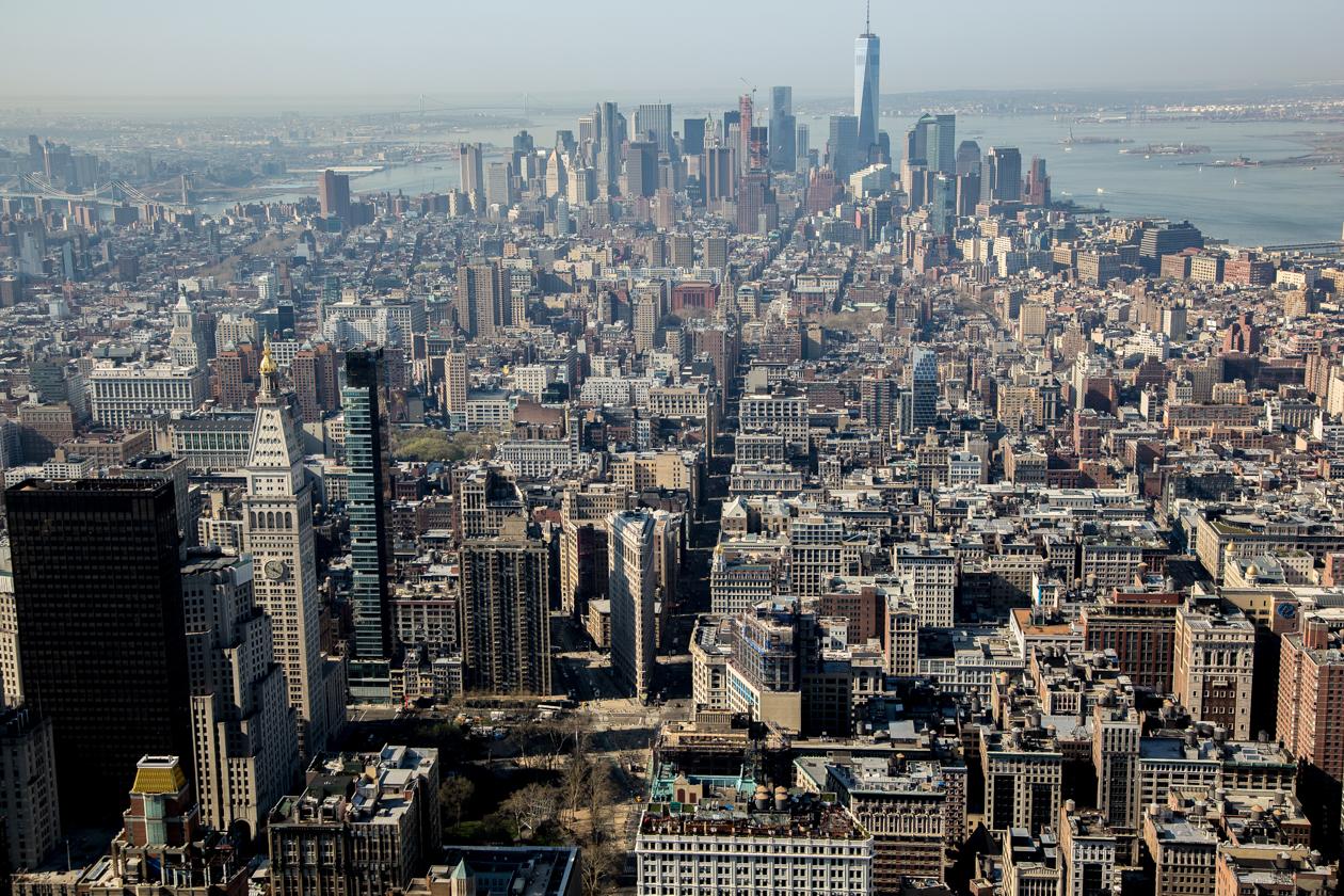 newyork-uitzicht-vanaf-empire-state-building