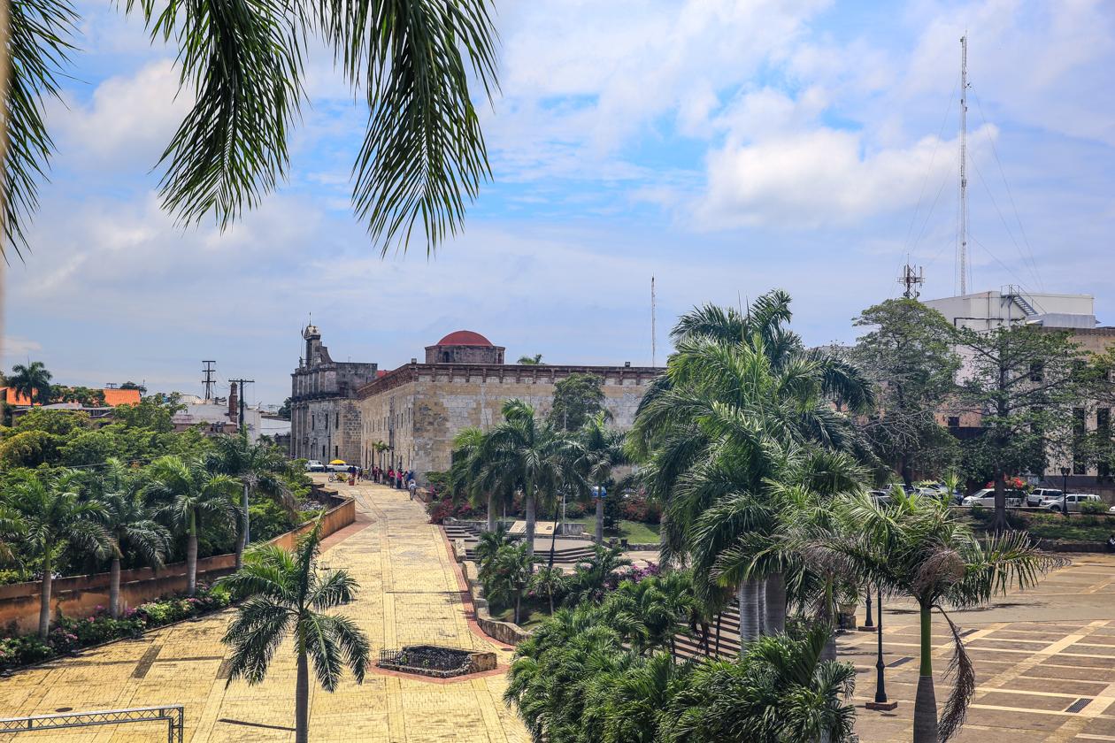 santodomingo-oude-binnenstad