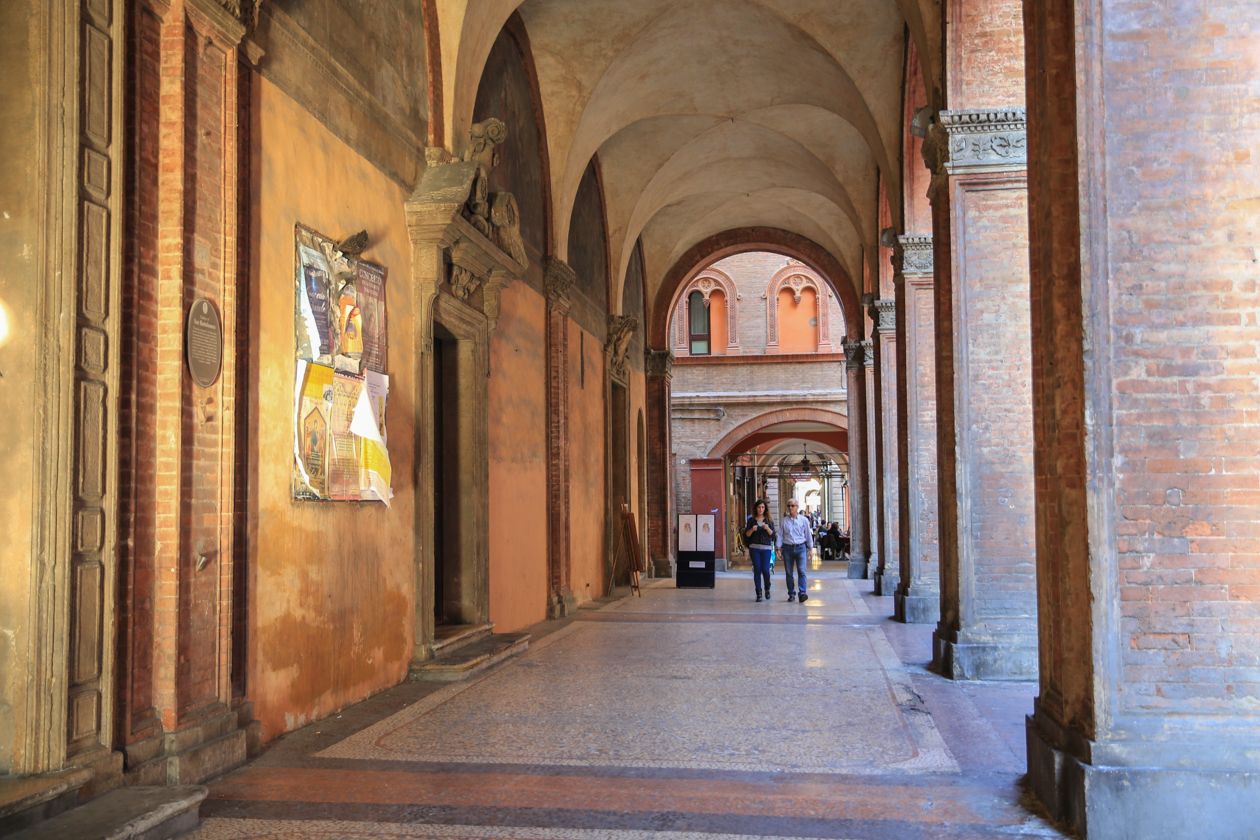bologna-zuilengalerij