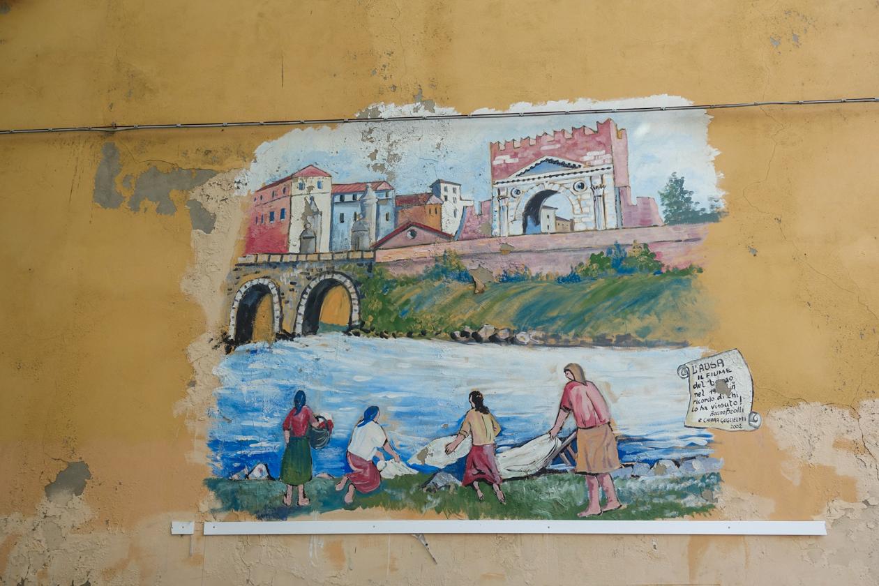 rimini-muurschildering