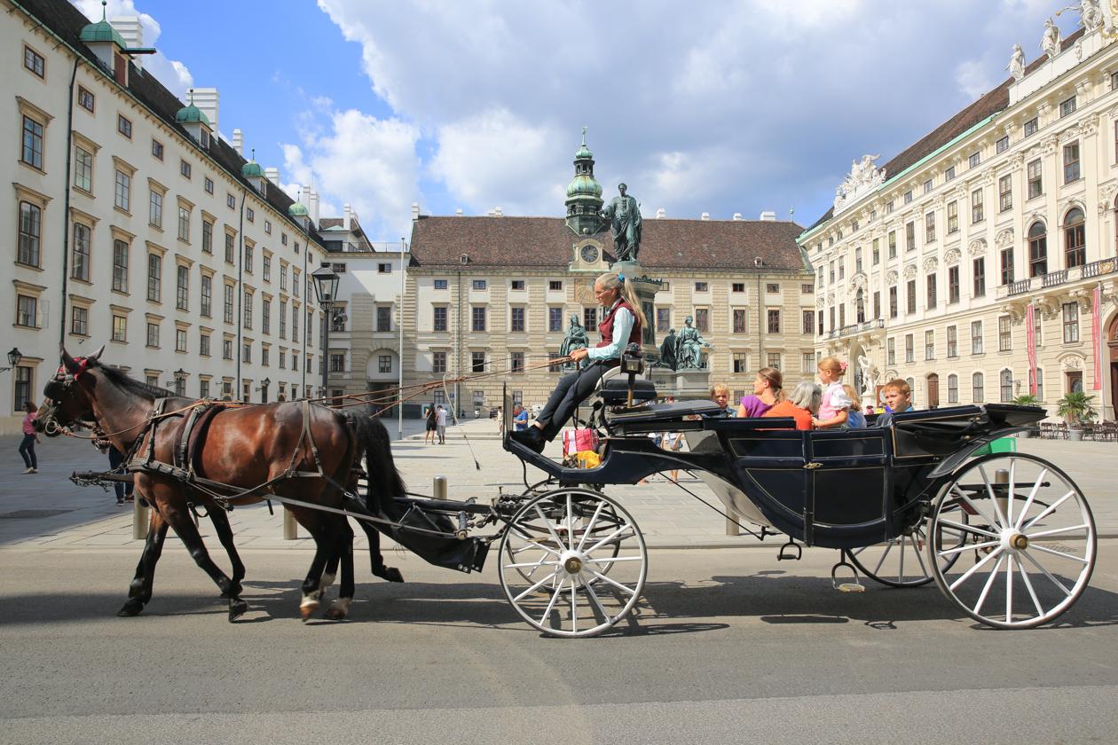 wenen-hofburg-paard-en-wagen
