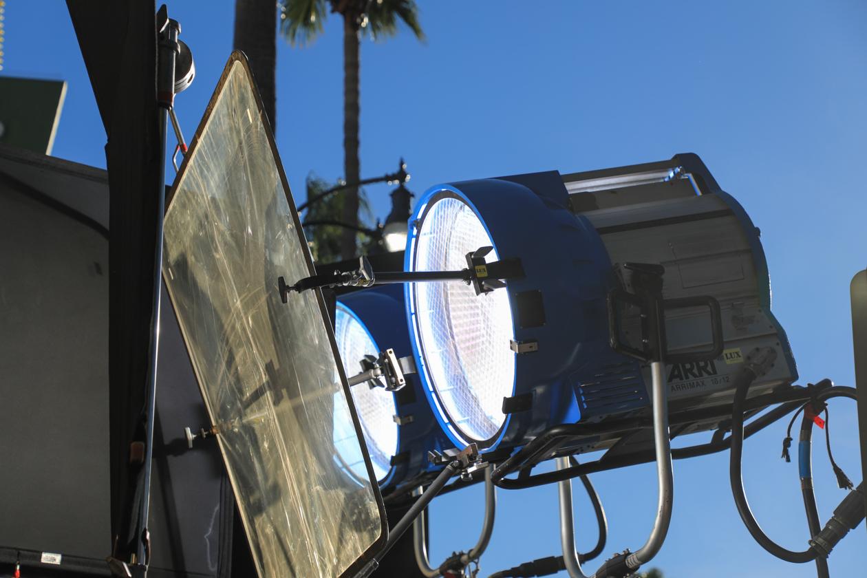 losangeles-spotlights
