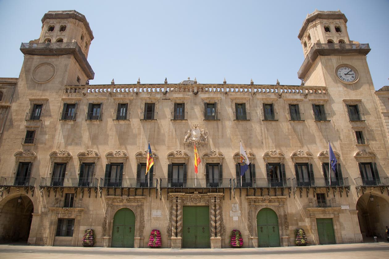 alicante-gemeentehuis