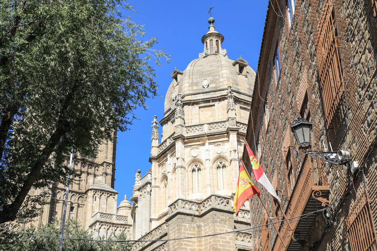 toledo-koepel-kathedraal