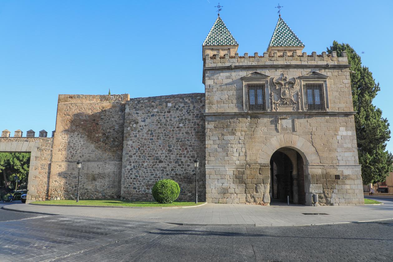 Toledo in 24 foto 39 s - Bisagra de puerta ...