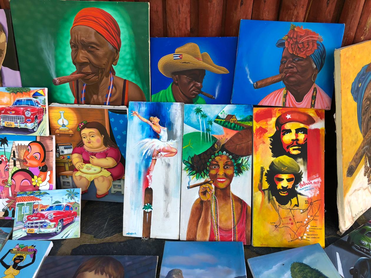 cuba-kleurrijke-kunst