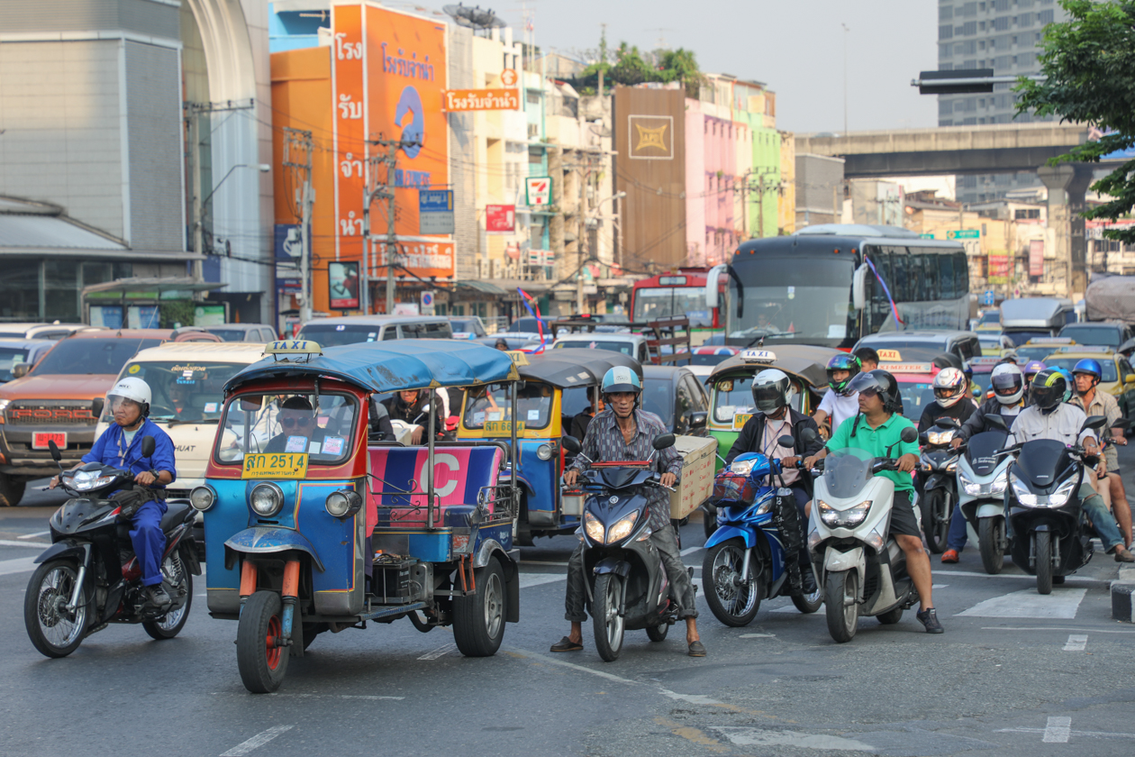 bangkok-verkeer