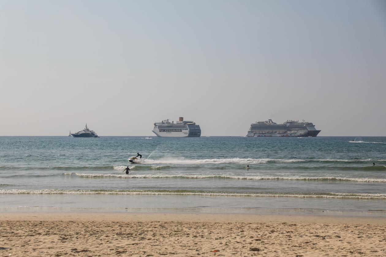 phuket-cruiseschepen