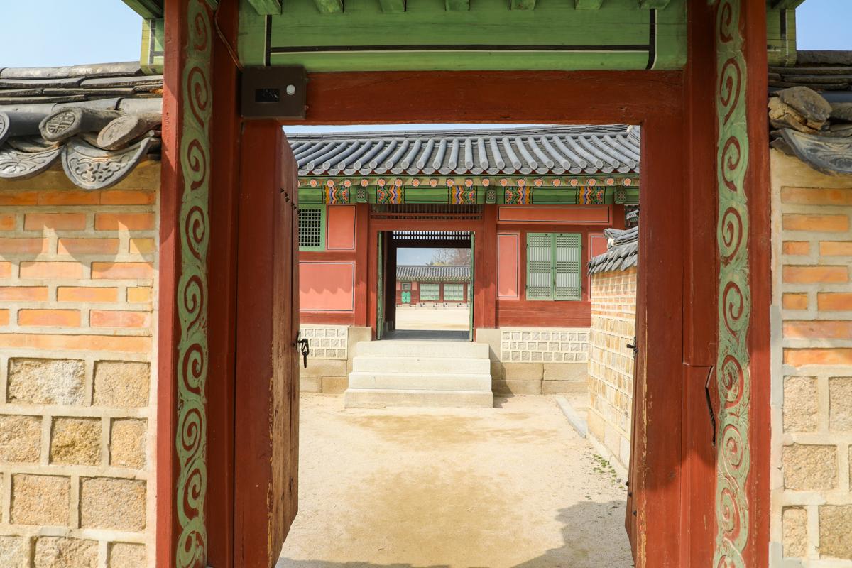 seoul-doorkijkje-gyeongbukgong-palace