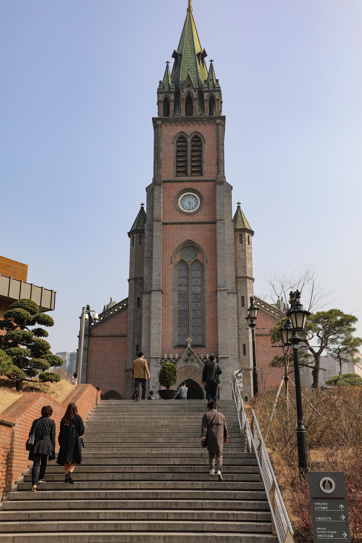seoul-myeong-dong-kathedraal
