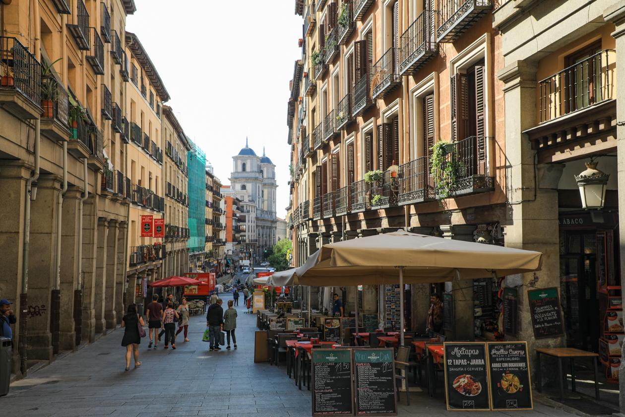 madrid-oude-binnenstad