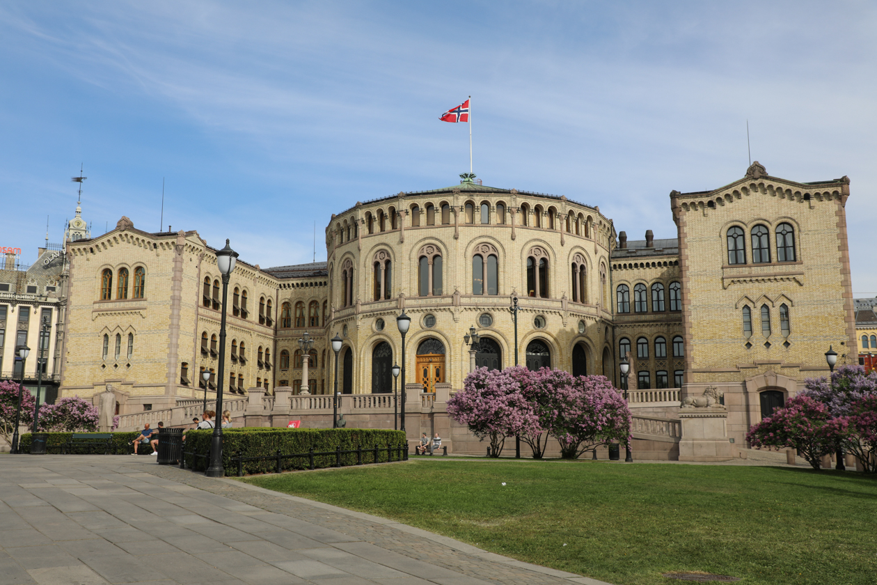 oslo-parlement