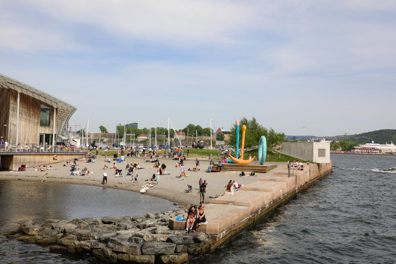 oslo-tjuvholmen-strand