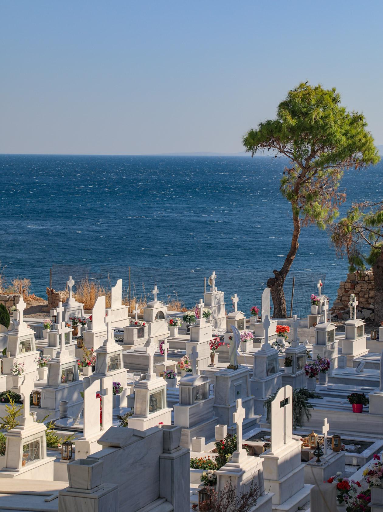 samos-begraafplaats