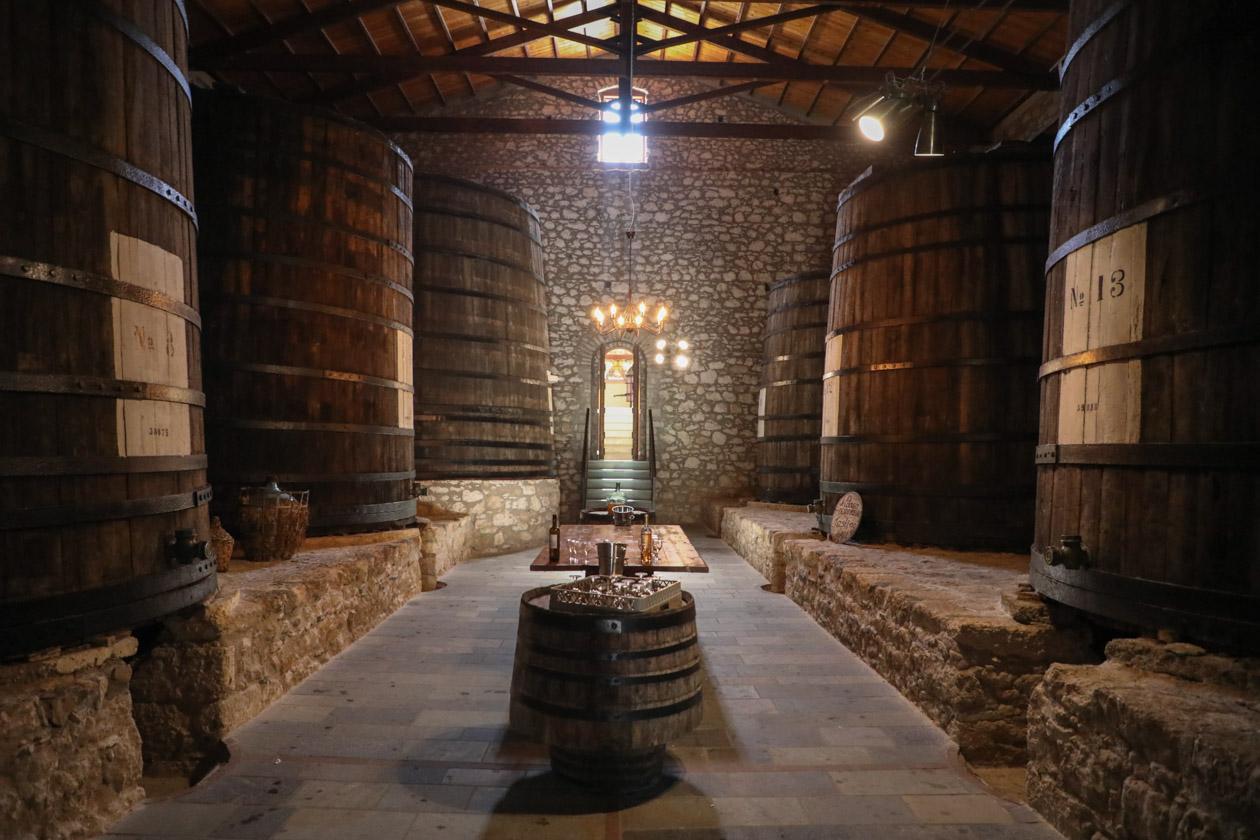 samos-wijnmuseum