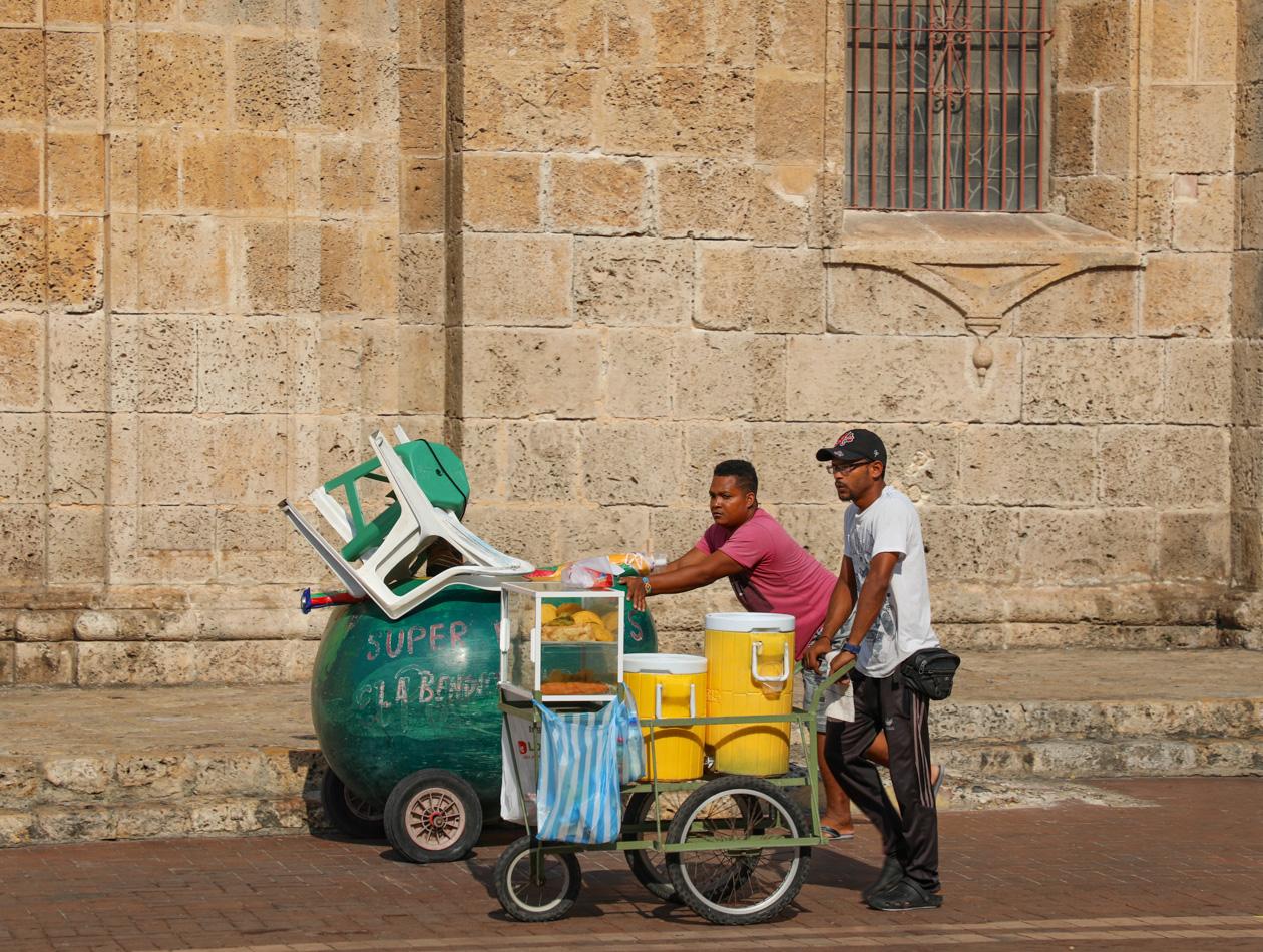 straatverkopers