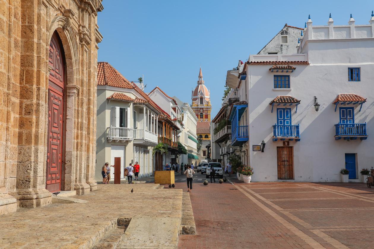 Een prachtige fotoreportage van de Colombiaanse stad Cartagena