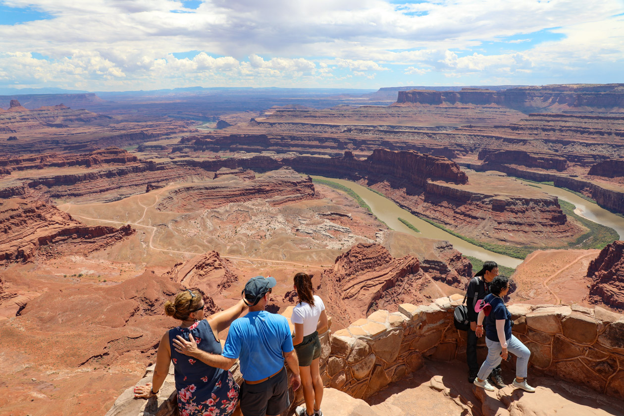 Dead Horse Point Overlook